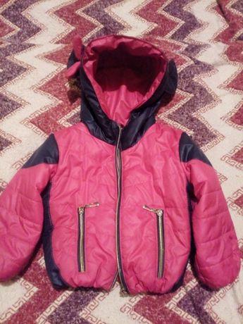 Курточка весна-осінь 1.5 роки