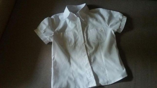 Блузка-рубашка школьная