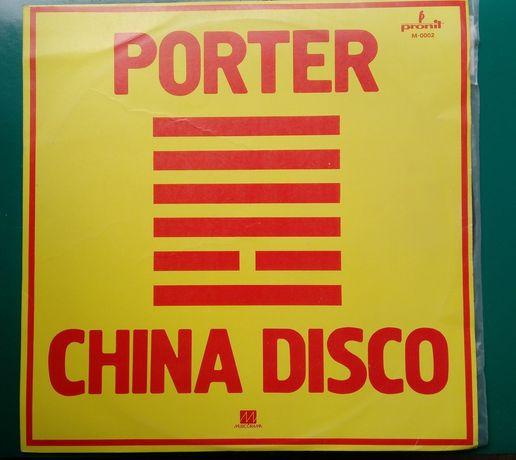 Winylową PORTER - China disco 1982r.