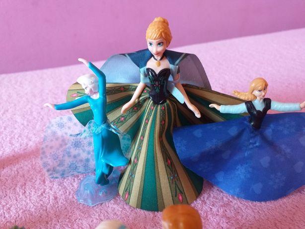 Figurki Anna i Elza