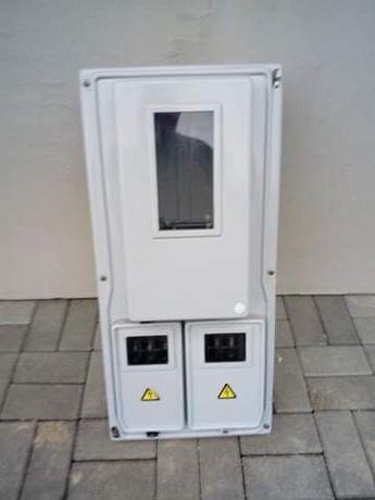 Rozdzielnica elektryczna erbetka na licznik firmy MERZ