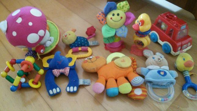 Conjunto Brinquedos Bebe Chicco