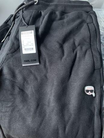 Spodnie dresowe Karl Lagerfeld M L XL XXL mega sztos oryginal