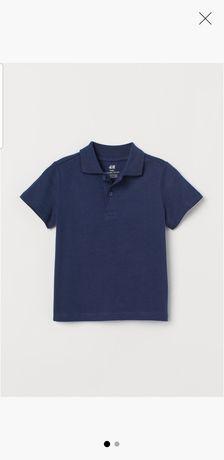 Koszulka polo rozmiar 122-128 H&M nowa