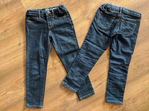 104 nowe jeansy spodnie jeansowe rurki