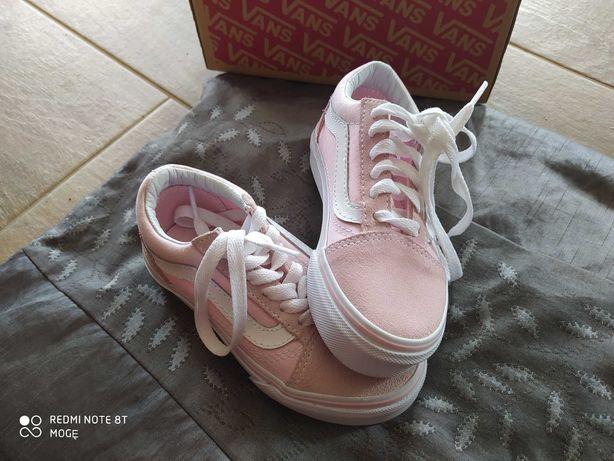 Trampki buty dla dzieci orginalne vansy NOWE NIE UŻYWANE