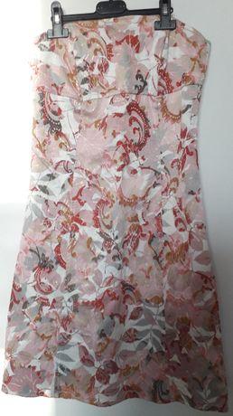 sukienka żakiet komplet