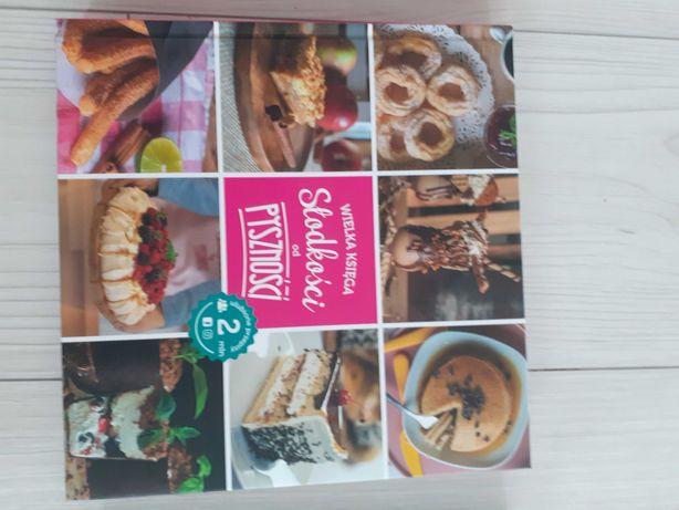 Książka Wielka księga słodkości