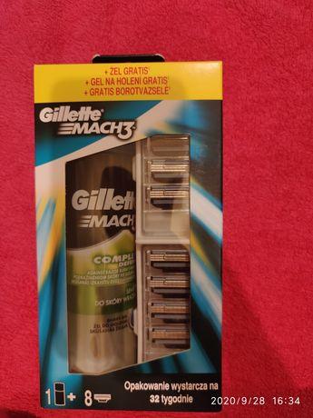 Gillette mach3 wkłady