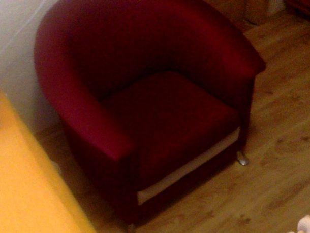 fotel klubowy