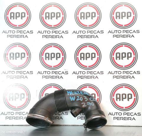 Tubo admissão turbo Mercedes W203 270 CDI referência A612094 0008.