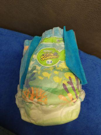 Трусики памперсы для плавания 3-4 huggies