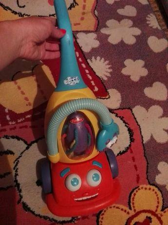 Odkurzacz zabawka interaktywna