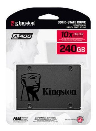 SSD 240GB Kingston A400 (2 anos Garantia)