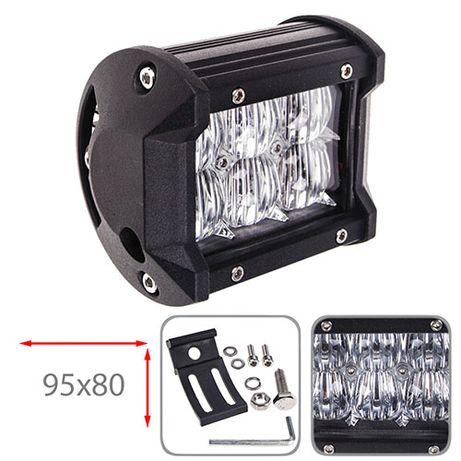 Фара прожектор LML-C2018 F-5D FLOOD (6led*3w 95х80мм) (C2018 F-5D F)