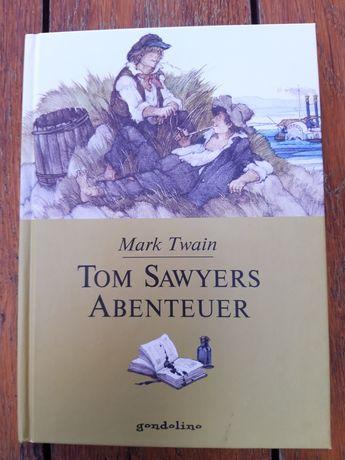 NOWA książka niemiecka Przygody Tomka Sawyera