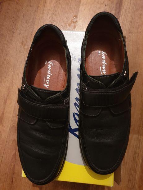 Продам детские кожаные туфли ТМ Каприз размер 36