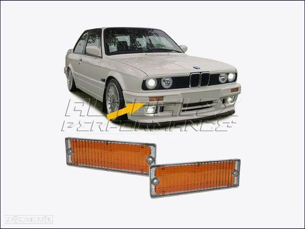 Lentes Piscas BMW E30