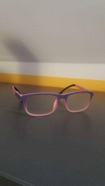 Oprawki do okularów dziecięcych dla dziewczynki 5-8 lat