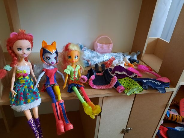 Куклы My little pony и одежда