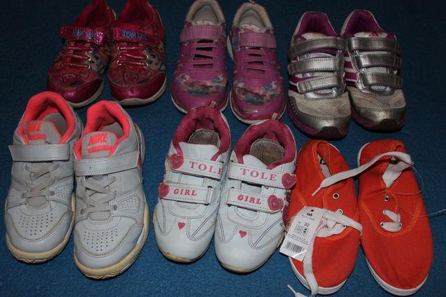 Детская обувь кроссовки, макасины, кеды 29-33 размер
