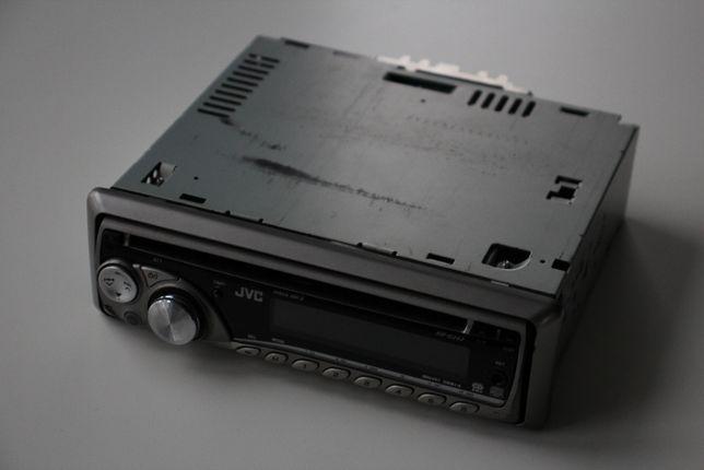 Radio samochodowe JVC KD-G343 z odtwarzaczem CD i AUX