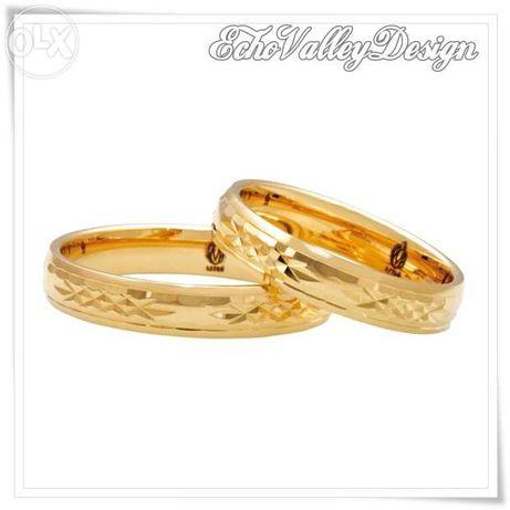 Wspaniałe tanie złote obrączki pr. 333 Świetna Jakość GRAWER w cenie