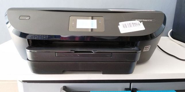 Impressora HP Envy Photo 6230 All in One Como nova Com caixa