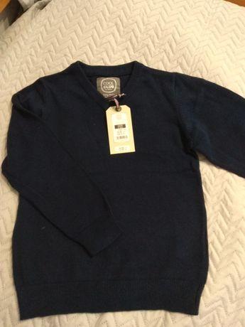 Sweter dla chłopca 122