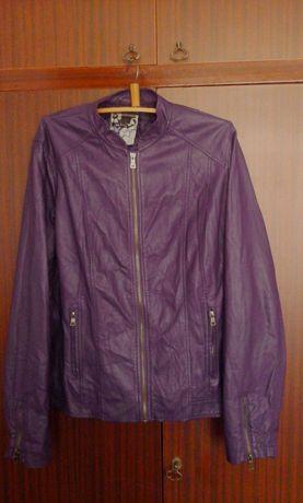 Куртка кожа PU,размер 54