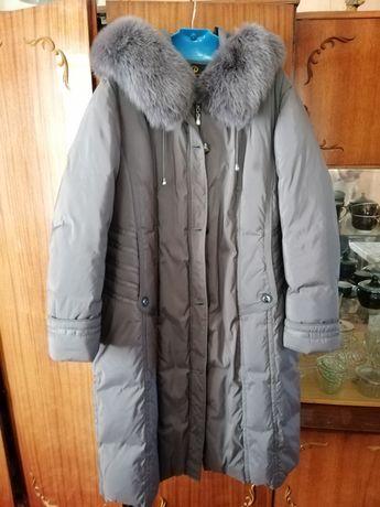Пальто жіноче. Великий розмір
