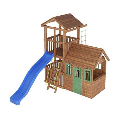 УСПЕЙТЕ ЗАКАЗАТЬ!!Детская площадка Игровой комплекс Горка Домик Качеля