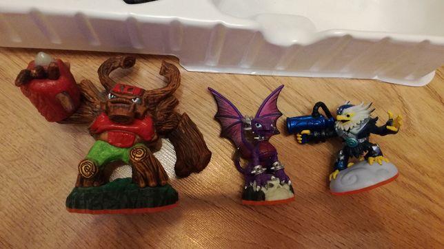 Skylanders Gigants xbox360 figurki i podstawa