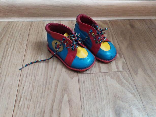 Ботинки туфли сапоги таши Орто 18 12 см. Детская ортопедическая обувь