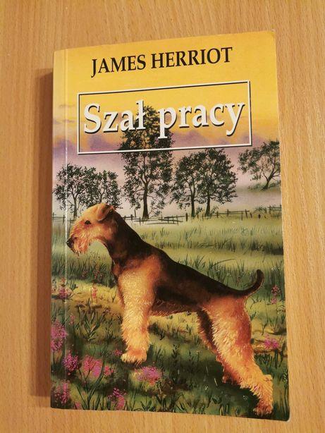 James Herriot Szał pracy