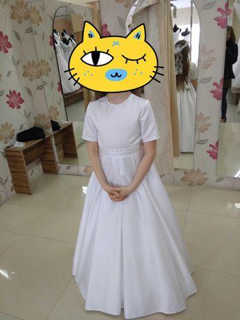 Elegancka sukienka komunijna, torebka gratis!!!