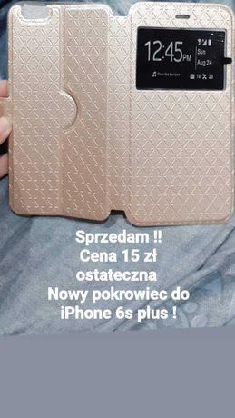 Sprzedam Etui do iPhone 6s plus
