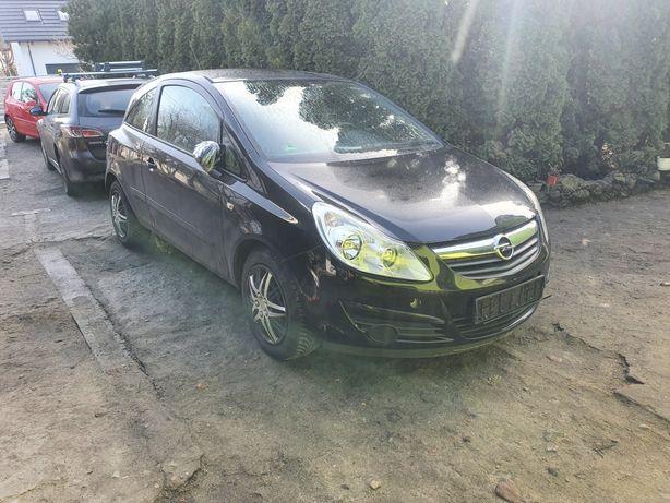 Opel Corsa D ładna