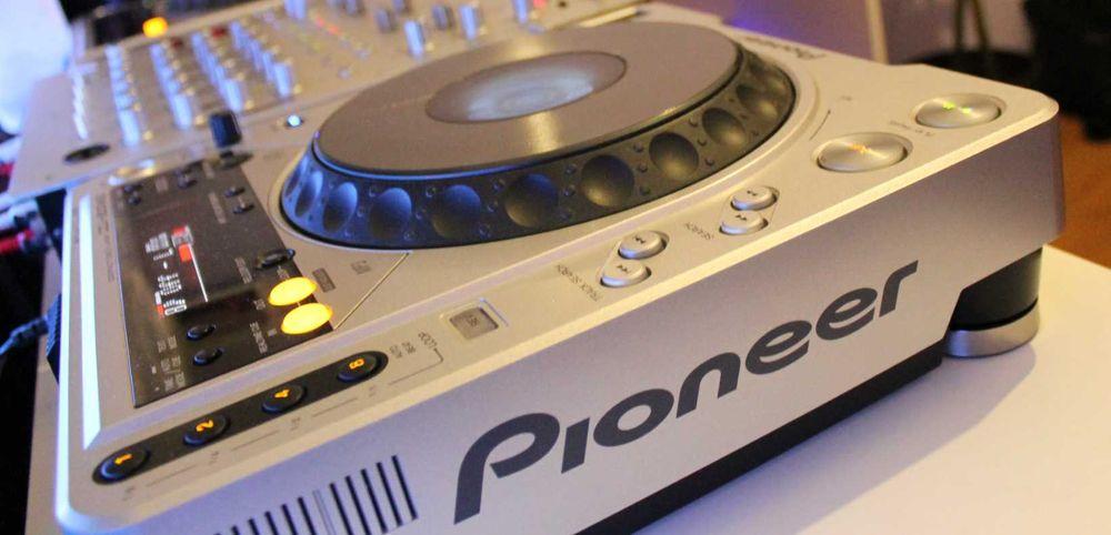 Odtwarzacze Dj - Pioneer CDJ 800-MK2 - Konsola Dj Ponikiew - image 1