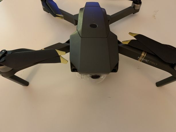 Drone dji mavic pro 1 com acessorios