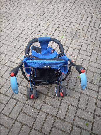 wózek dziecięcy, spacerówka kompaktowa
