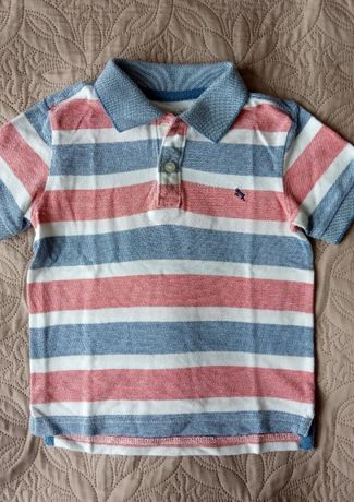 поло H&M на 3 года футболка