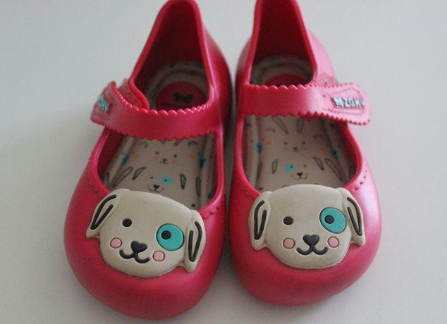 Różowe Buty Dziewczęce ZAXY Balerinki rozm. 21