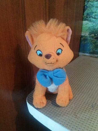 Львёнок с мультфильма фирма Дисней и розовый мишка