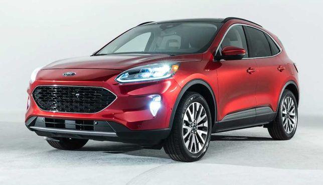 Ford Escape 2019 2020 2021 запчасти kuga куга ескейп капот