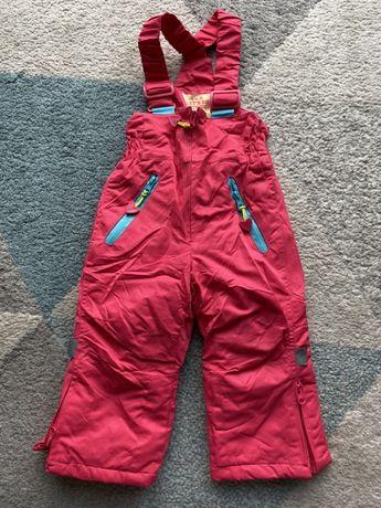Spodnie narciarskie r.80