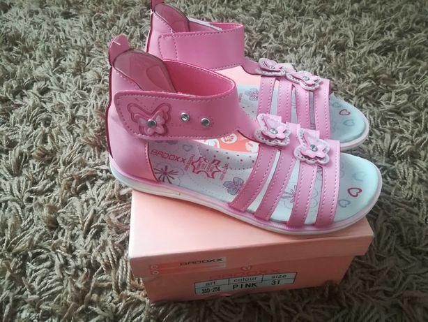 Badoxx sandały sandałki dziewczęce Nowe 31