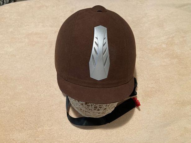 Детский Шлем для верховой езды Diamond, HKM. БУ