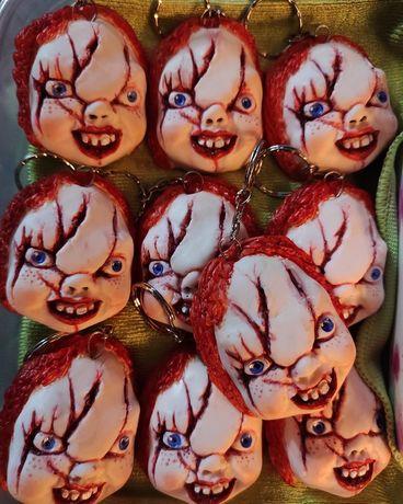 Chucky Czaki brelok adacreepyart