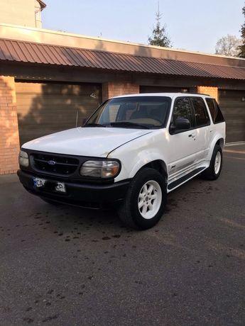 Продам обменяю джип 4х4 рамный Ford Explorer газ бензин